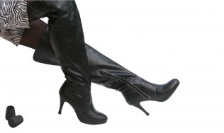 shoe heel protectors - heel protector - high heel protector - high heel protectors