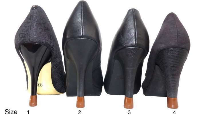 heel shoe protector - heel protection - stiletto protection - kitten heels protection pump protection