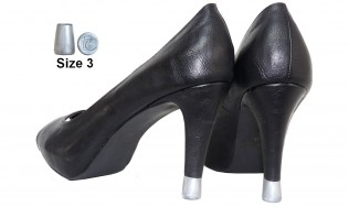 heel caps - stiletto repair - shoe heel repair - women heel repair - heeles shoes repair