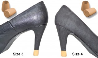 nude heel protectors - nude high heels - nude heel cap - nude stiletto - protection nude stilettos