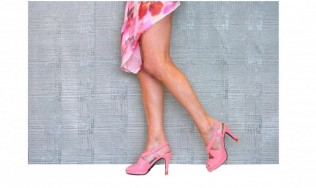 shoe heel protectors - fashion heel protection - colored heel cap - stiletto protector - refresh heel