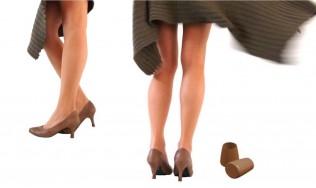 worn out heel - shoe repair - shoe heel protector - high stiletto - kitten heel