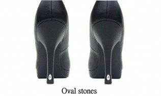 shoe heel protector jewel - shoe jewel - fashion heel tips - stiletto strass - strass for high heel