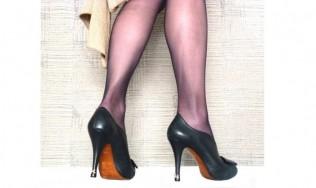 talon chic - heel protectors fashion - jewel heel cap - high heel protection - damaged stiletto