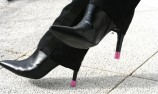 shoe heel protector - damaged heel - heel protection - high heels - fashion stiletto