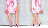 high heels - kitten heel - shoe repair - women shoes - colored stiletto