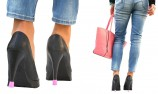 heel tips - protection stiletto - damaged high heel - pump heel