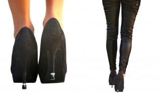 shoe heel protector - shoe stiletto - high heel - damaged heel - stiletto jewel