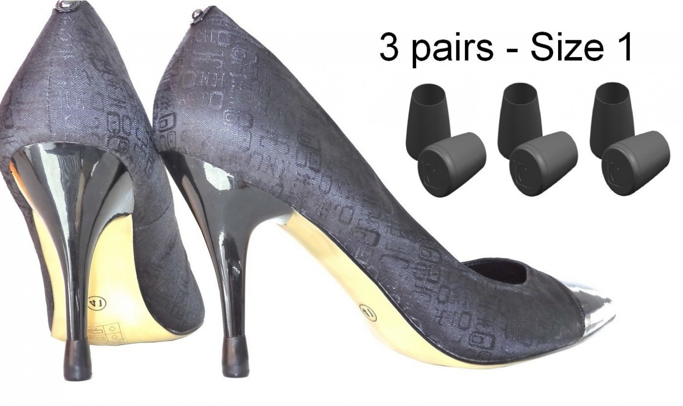 Heel tips replacement to protect your heels