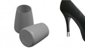 heeled shoes - heel protectors - high heel protector - stiletto protector - heel repair