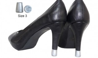 heel protector - stiletto decoration - repair high heel - heel caps - heel tip