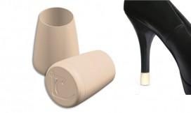 wedding heel protector - wedding stiletto - ceremony stiletto - wedding heel cap - ceremony high heels