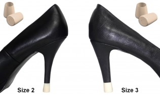 wedding shoe heel protector - stiletto heel protectors - wedding heel protection - ceremony shoes - ceremony stiletto