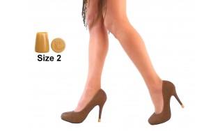 nude shoe heel protection - nude high heels - nude heel cap - nude stiletto - nude heel pump