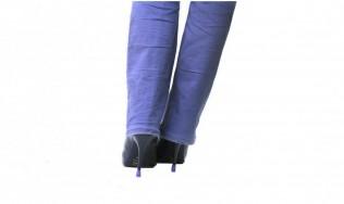 shoe heel protectors - fashion heel protection - colored heel cap - stiletto protector - refresh heel