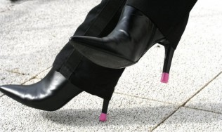 shoe heel protector - damaged heel - heel protection - high heels - fashion stiletto