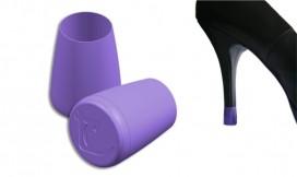 heel cap - color stiletto - design on heel - high heel protection - sexy shoes