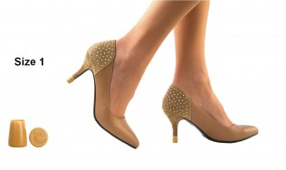 shoe heel protectors - heel protection - damaged stiletto - worn out stiletto - sexy heel